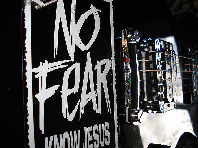 no fear