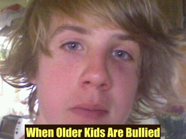 older kids bullied