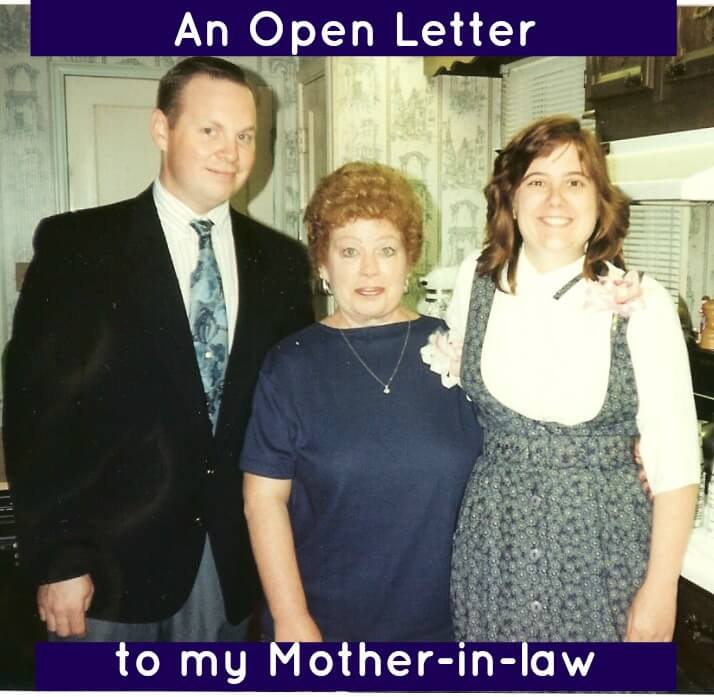 letter to my mother-in-law
