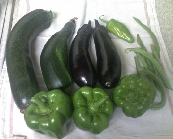 My veggies