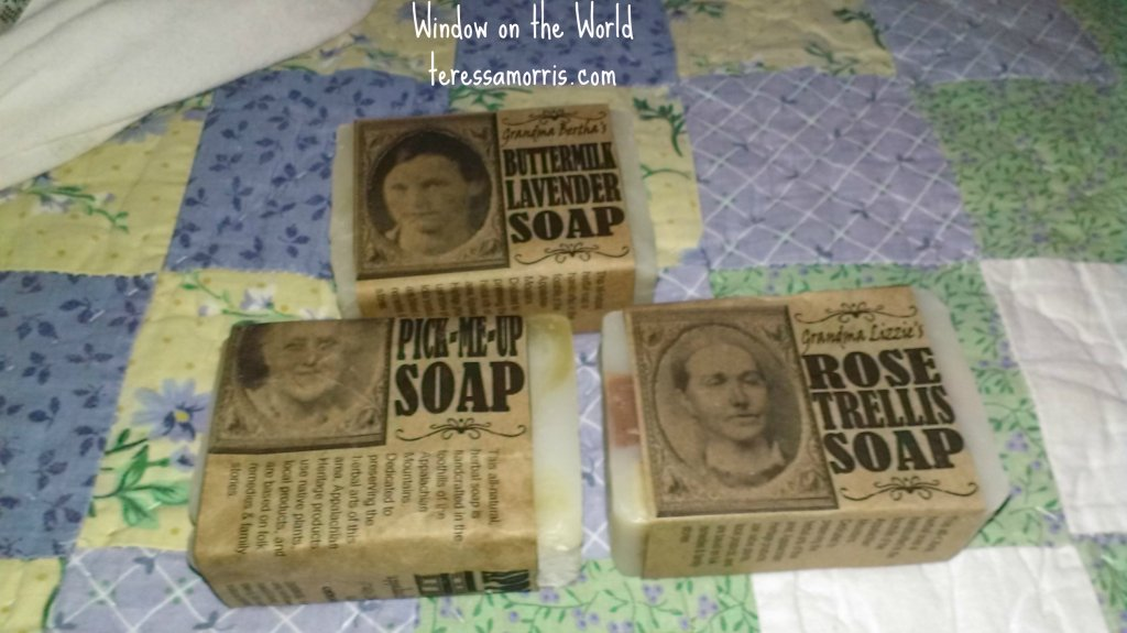 Appalachian Heritage Soaps and Sundries Review