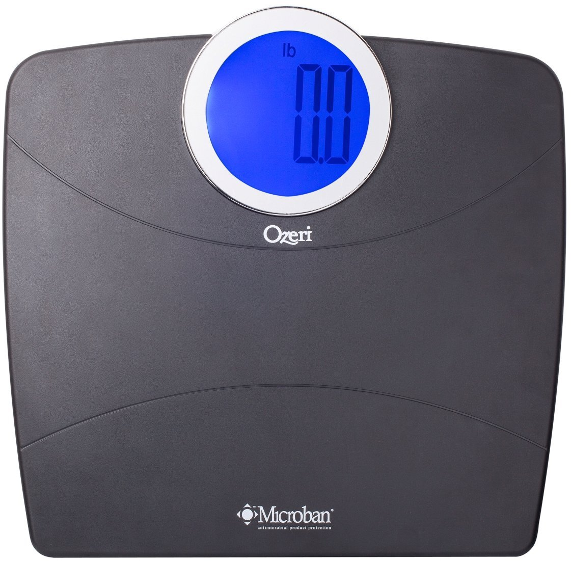 Ozeri Weightmaster Digital Bathroom Scale Review Window