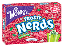 Wonka Frosty Nerds Theater Box