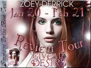 Give Me Desire Book Review