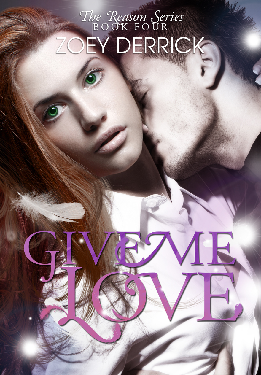 Give Me Love Book Cover