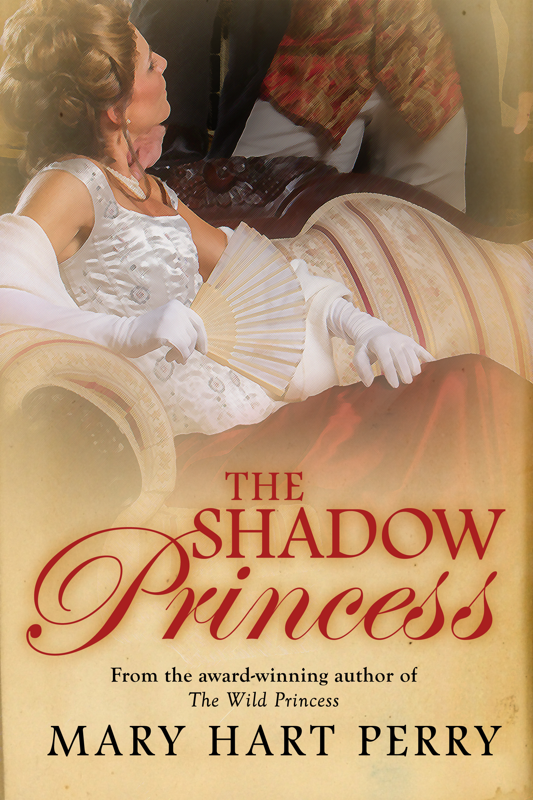 The Shadow Princess Book Cover