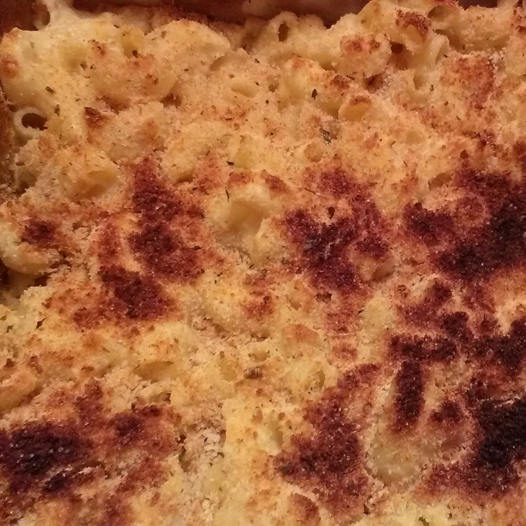 lighter baked mac and cheese recipe