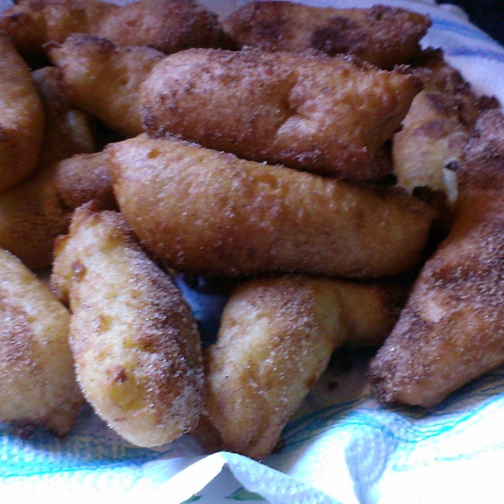 banana churros recipe