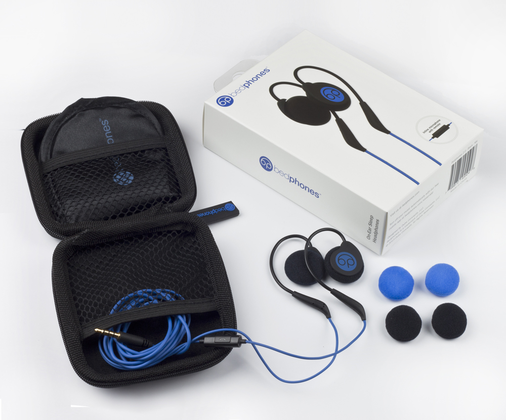 bedphones sleep headphones
