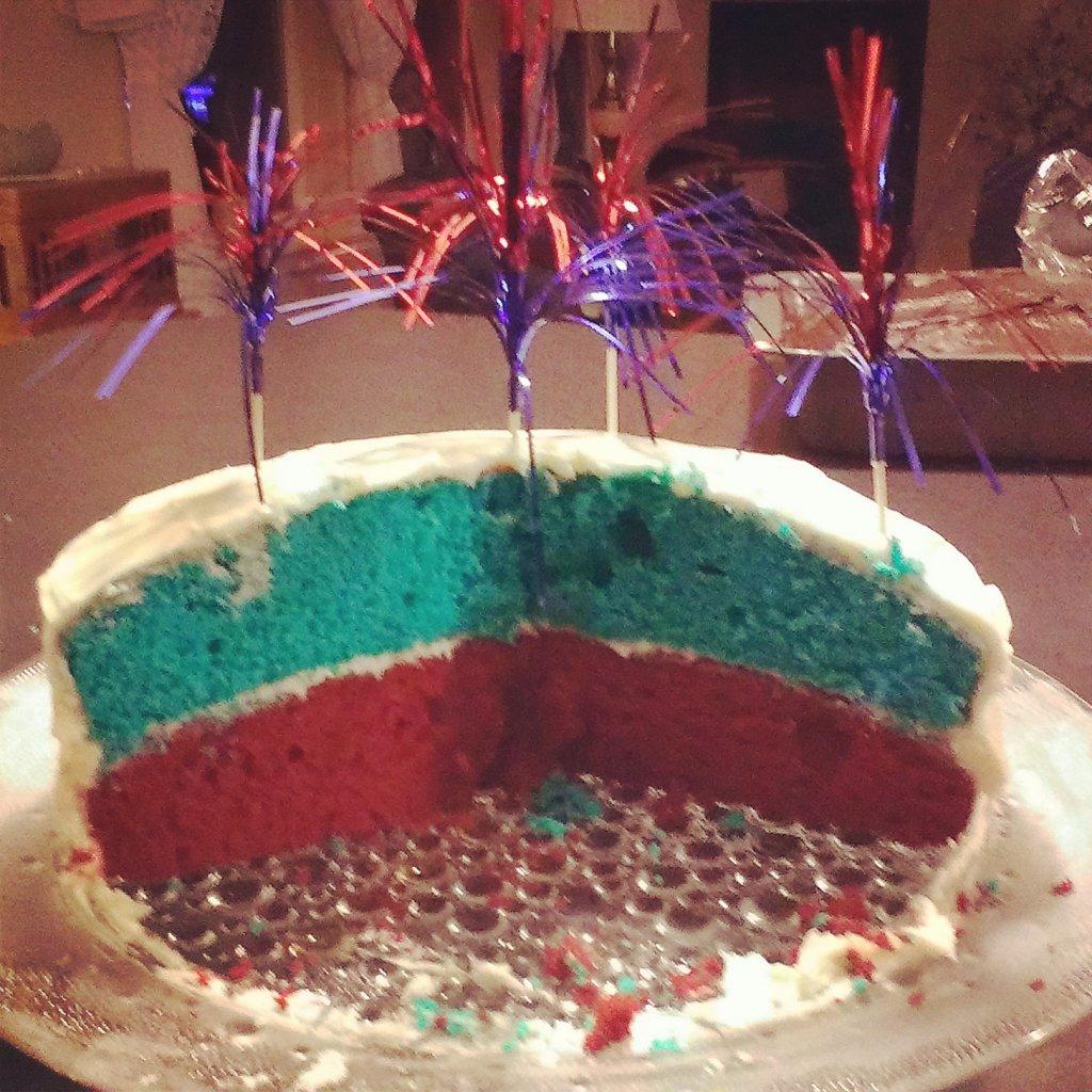 Willow's cake