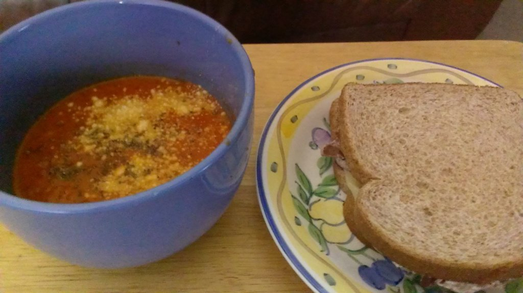 roasted tomato herb soup recipe