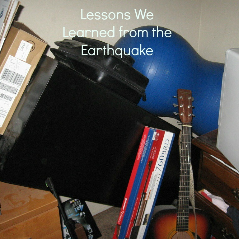 lessons learned from earthquake