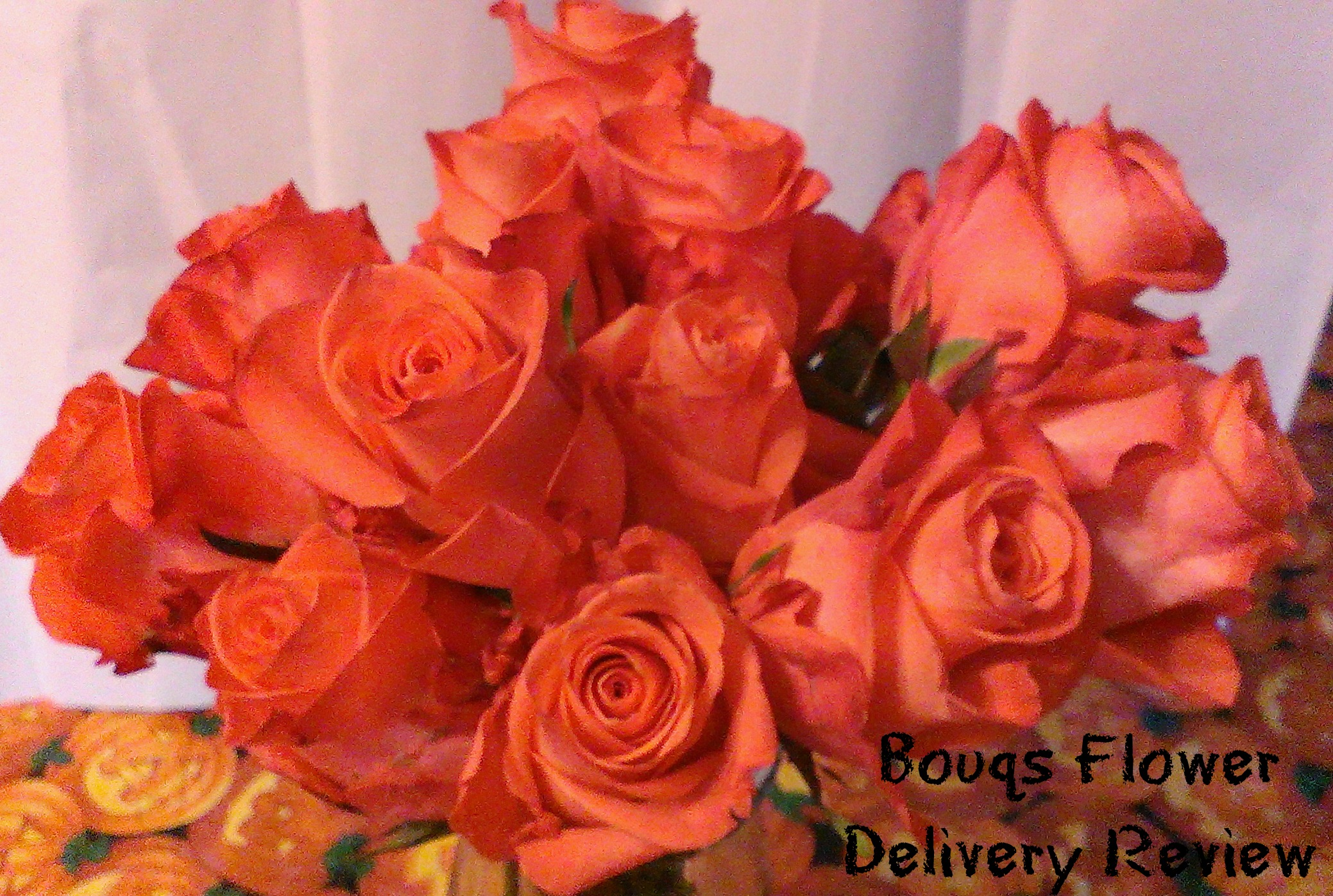 Bouqs Flower Delivery Review Window on the World
