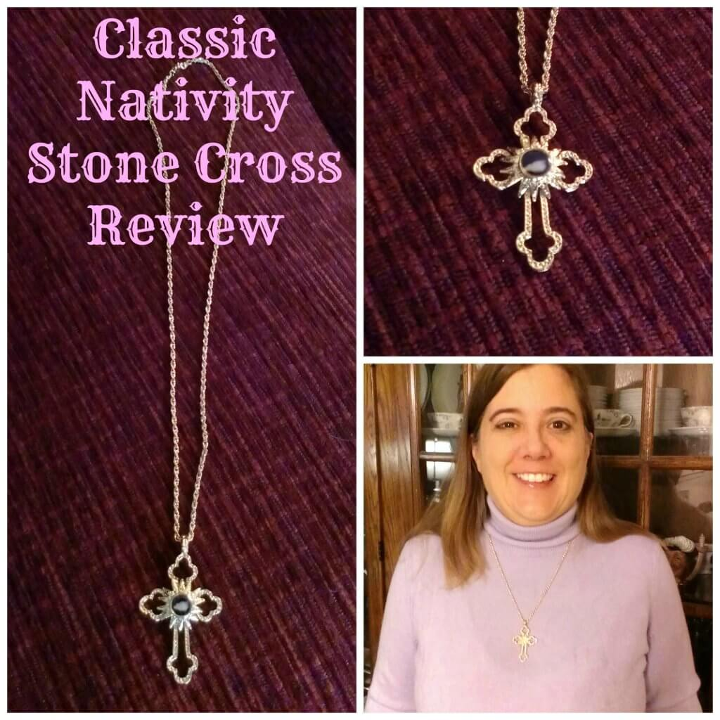 classic nativity stone cross review