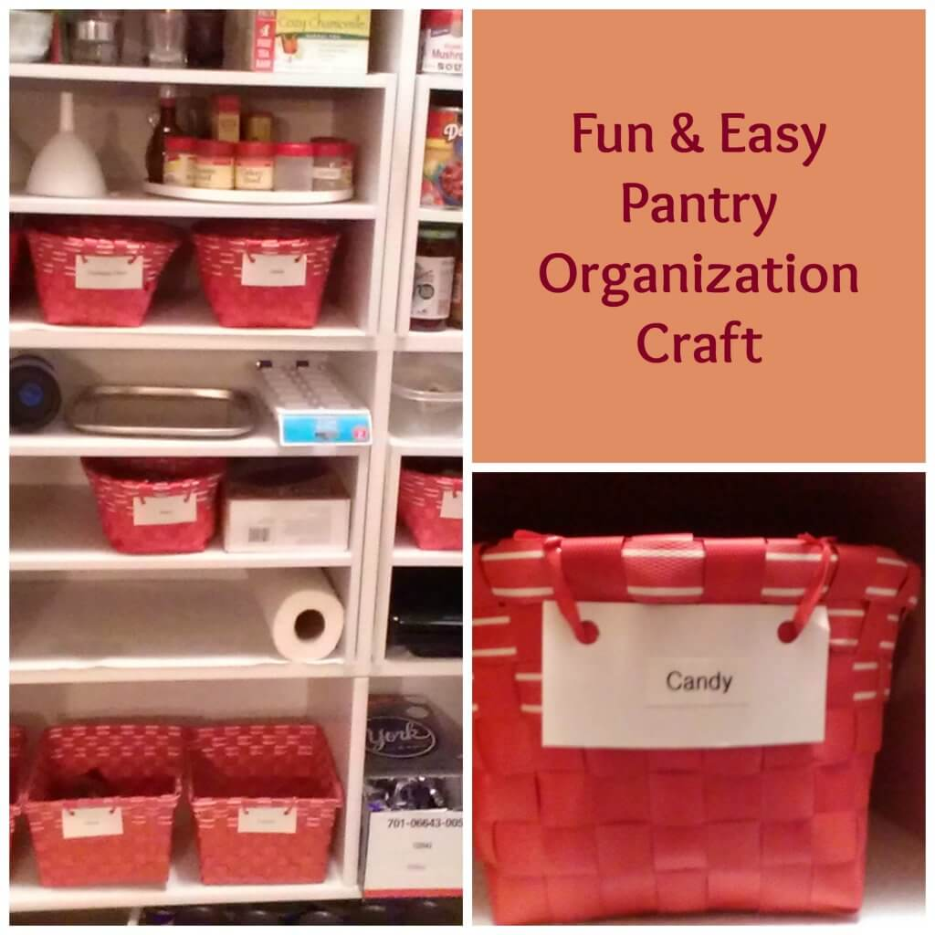 easy panty organization