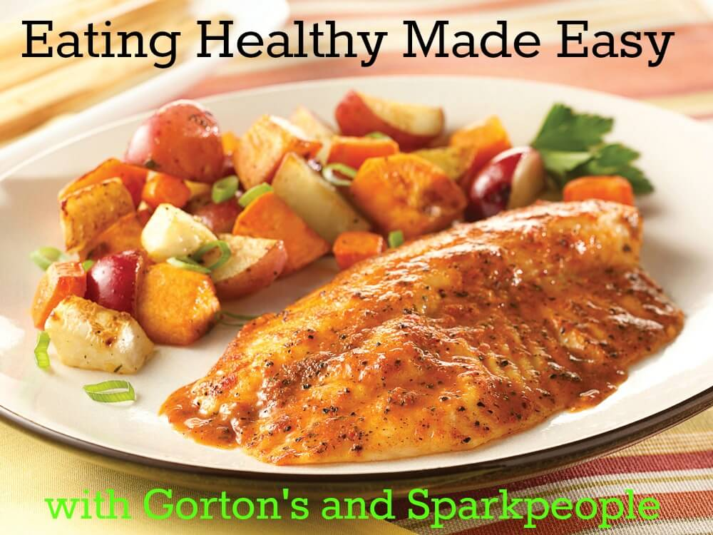 eating healthy made easy