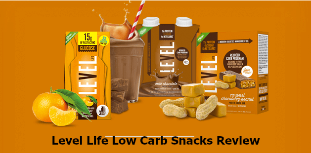 Level Life Low Carb Snacks Review