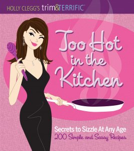 Too Hot in the Kitchen cookbook review