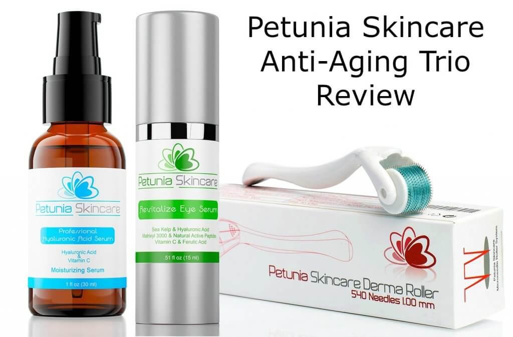 petunia skincare anti-aging