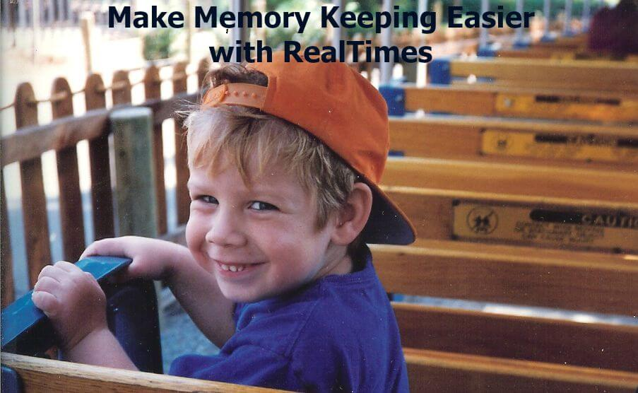 make memory keeping easier