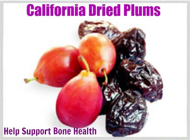 California driedplums