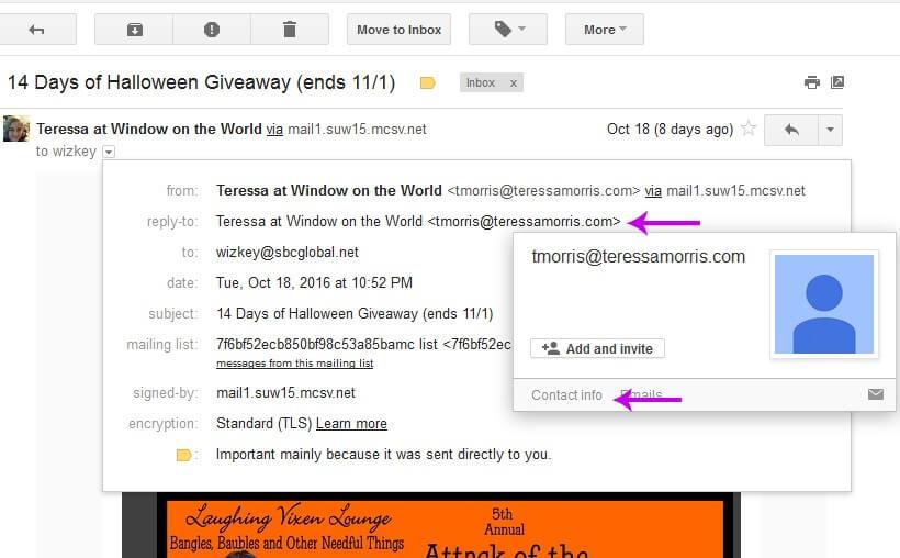 email-whitelist