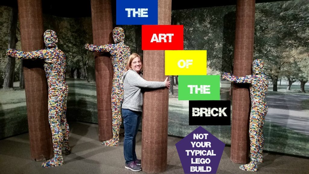 art of the brick lego